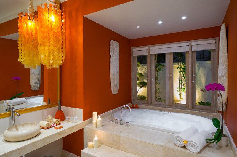 4s Villas Villa Sun En-suite Bathroom | Seminyak, Bali