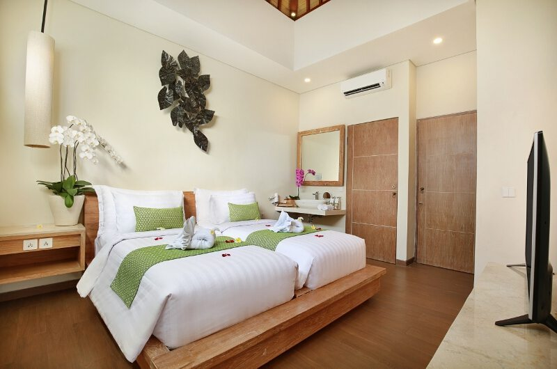 Ini Vie Villa Bedroom | Legian, Bali