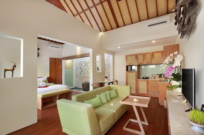 Ini Vie Villa Living Room | Legian, Bali