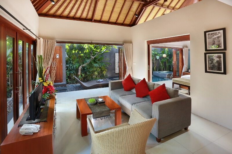 Legian Kriyamaha Living Room | Legian, Bali