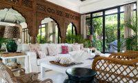 Villa Iluka Living Room | Seminyak, Bali