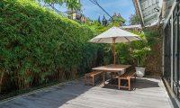 Villa Iluka Outdoor Dining Area | Seminyak, Bali
