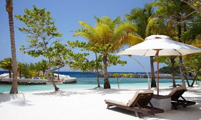 Golden Eye Sun Beds | Oracabessa, Jamaica