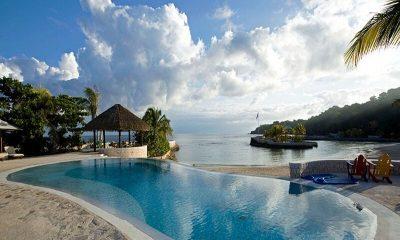 Golden Eye Pool Bale   Oracabessa, Jamaica