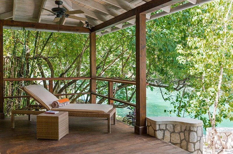 Golden Eye Balcony | Oracabessa, Jamaica