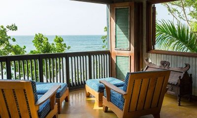Golden Eye Seating With An Ocean View | Oracabessa, Jamaica