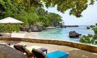 Golden Eye Sun Beds With An Ocean View   Oracabessa, Jamaica
