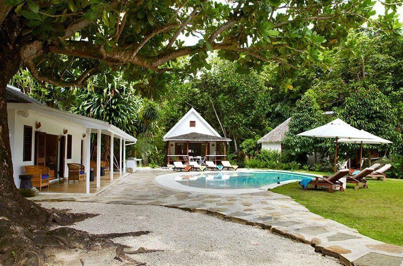 Golden Eye Pool Side   Oracabessa, Jamaica