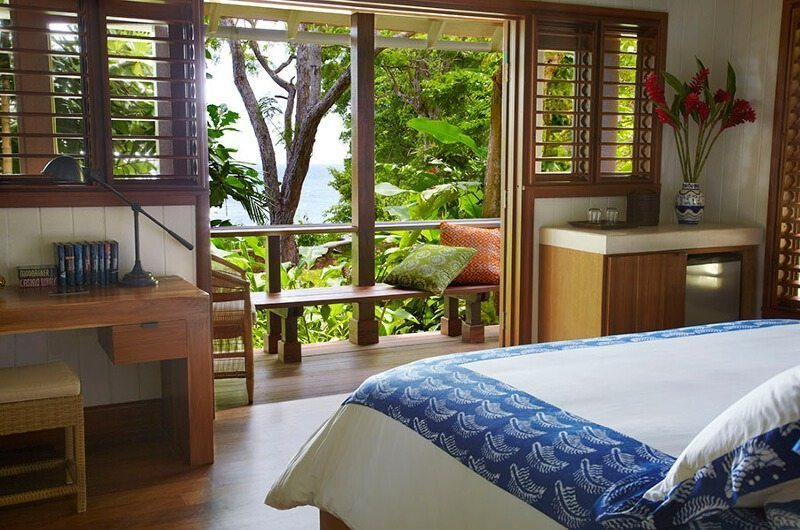 Golden Eye Bedroom Views | Oracabessa, Jamaica