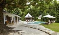 The Fleming Villa Pool Side | Oracabessa, Jamaica
