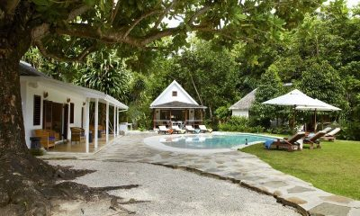 The Fleming Villa Pool Side | Oracabessa, Jamaica
