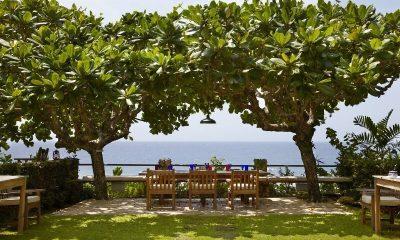 The Fleming Villa Outdoor Dining | Oracabessa, Jamaica