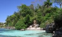 The Fleming Villa Beach Front | Oracabessa, Jamaica
