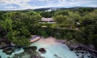 The Fleming Villa Bird's Eye View | Oracabessa, Jamaica