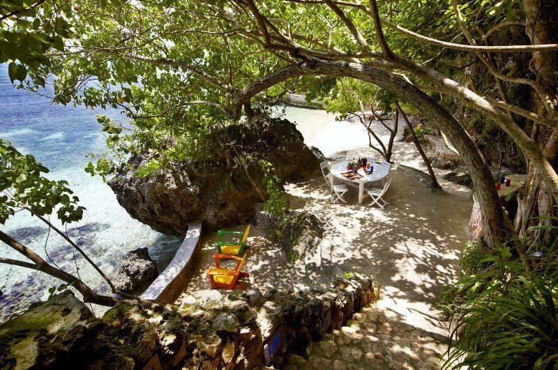 The Fleming Villa Pathway | Oracabessa, Jamaica