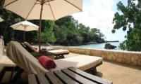 The Fleming Villa Sun Beds | Oracabessa, Jamaica