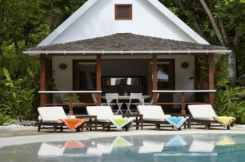 The Fleming Villa Sun Deck | Oracabessa, Jamaica