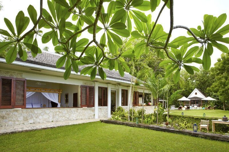 The Fleming Villa Outdoors | Oracabessa, Jamaica