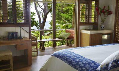 The Fleming Villa Bedroom Outdoor Seating | Oracabessa, Jamaica