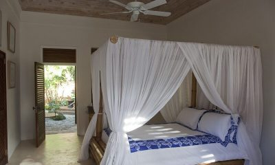 The Fleming Villa Guest Bedroom | Oracabessa, Jamaica