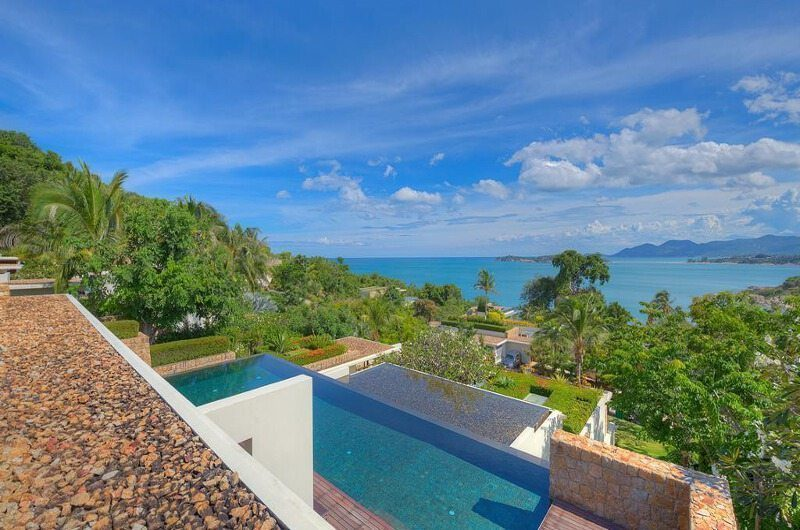 Samujana Villas 4br Ocean View | Koh Samui, Thailand