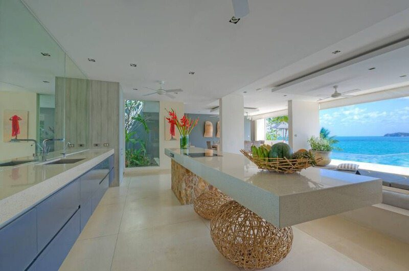 Samujana Villas 6br Kitchen | Koh Samui, Thailand