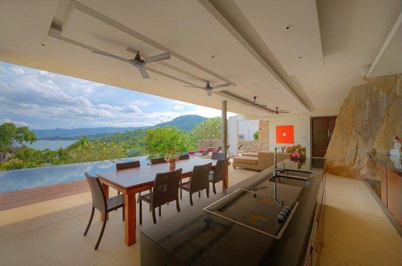 Samujana Villas 4br Dining Room | Koh Samui, Thailand
