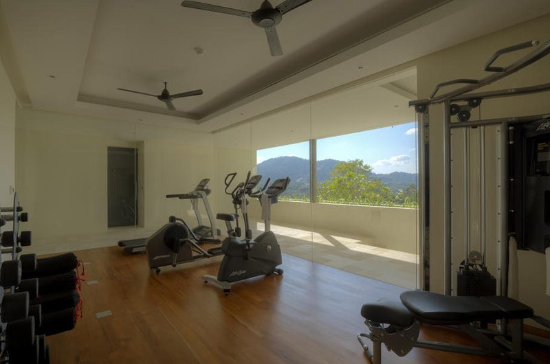 Samujana Villas 8br Gym | Koh Samui, Thailand