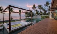 Villa Malouna Outdoor Lounge | Koh Samui, Thailand
