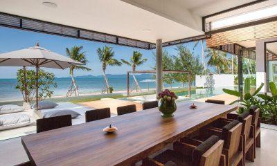 Villa Malouna Dining Room | Koh Samui, Thailand