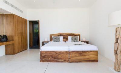 Villa Malouna Twin Bedroom | Koh Samui, Thailand