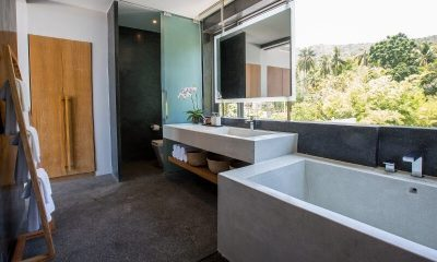 Villa Malouna Bathroom | Koh Samui, Thailand