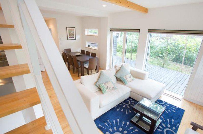 Ajisai Living Room | Middle Hirafu Village, Niseko