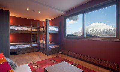 Akatsuki Bedroom | Middle Hirafu Village, Niseko