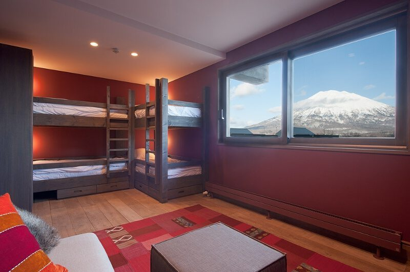 Akatsuki Bedroom | Middle Hirafu Village, Niseko