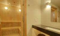 Asahi Lodge Bathroom | Hirafu, Niseko