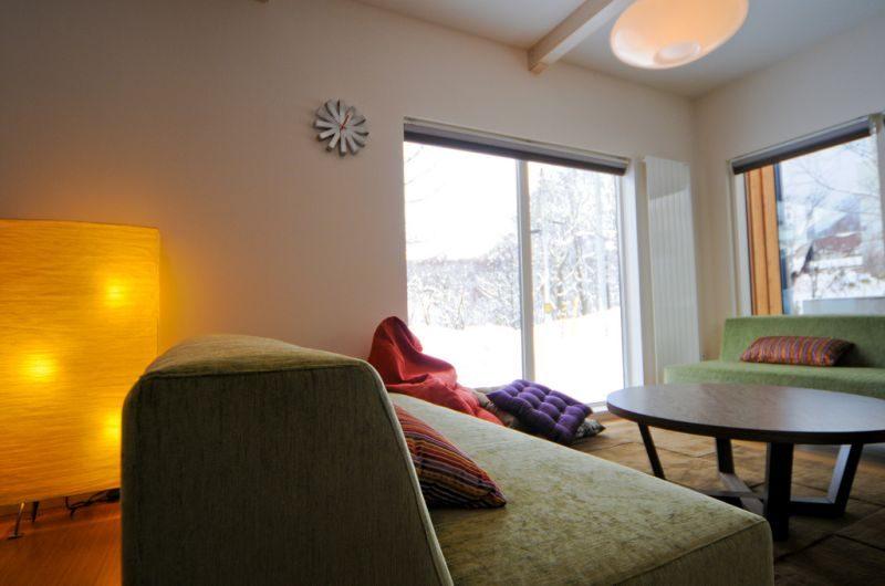 Baw Baw Sansou Living Room | Middle Hirafu Village, Niseko