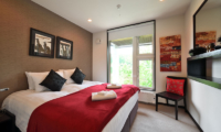 Big Valley Bedroom with Seating | Hirafu, Niseko