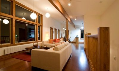 Cocoa Living Room | Hirafu, Niseko
