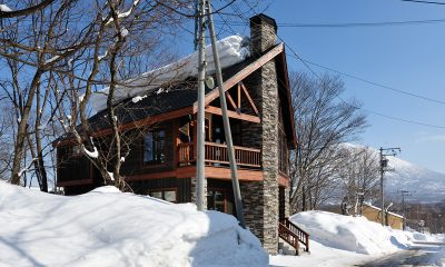 Eliona Outdoor Area | Lower Hirafu Village, Niseko