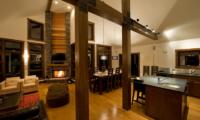 Eliona Indoor Living and Dining Area | Lower Hirafu Village, Niseko