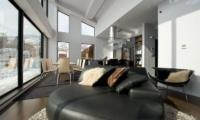 Ezo Views Blackcomb Living Area | Hirafu Izumikyo 1, Niseko