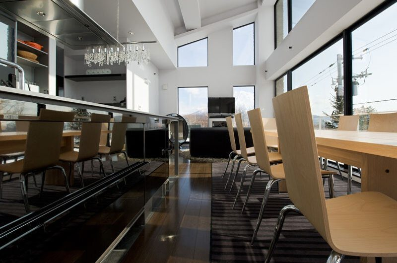 Ezo Views Blackcomb Dining Area | Hirafu Izumikyo 1, Niseko