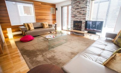 Ezo Yume Living Room | Lower Hirafu Village, Niseko