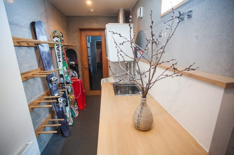 Ezo Yume Ski Room | Lower Hirafu Village, Niseko
