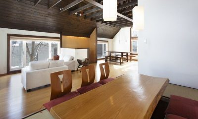 Ginsetsu Dining Room   Middle Hirafu Village, Niseko