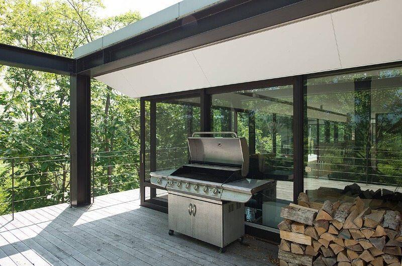 Glass House Barbecue | Lower Hirafu Village, Niseko