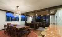 Gustav's Hideaway Dining Pavilion   Lower Hirafu Village, Niseko