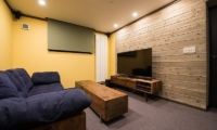 Gustav's Hideaway Media Room | Lower Hirafu Village, Niseko