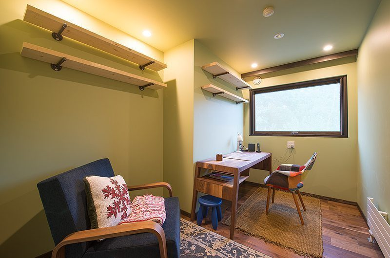 Gustav's Hideaway Office | Lower Hirafu Village, Niseko